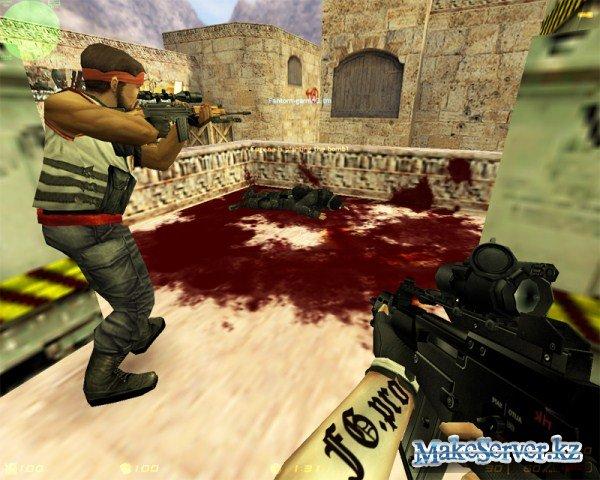 Counter-Strike 1.6 Patch Full v29 - Игровые патчи - Патчи для CS.