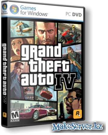 [patch] Обновления для GTA IV / All Updates for Grand Theft Auto IV [RUS/ENG]/(1.0.1.0 - 1.0.6.0)