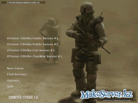XTCS Counter-Strike 1.6 Final Release 2