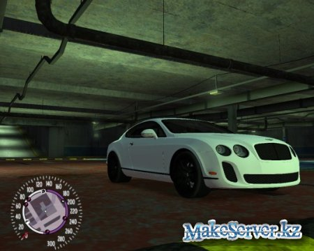 Bentley Continental SS v2.5 для GTA4