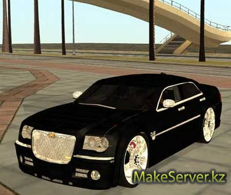 Chrysler 300c для GTA SA