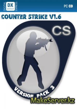 Counter Strike v1.6 Version Pack 3 (2009/RUS)