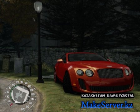 Bentley Continental SS Additional Version для GTA4