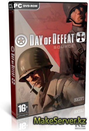 Day of Defeat: Source v.1.5 (2010) RUS/Repack