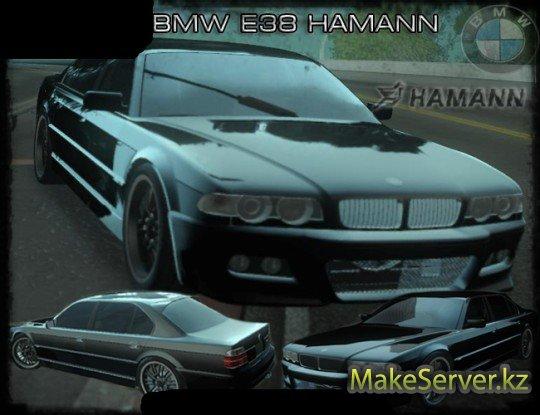 Hamann Tuning Bmw E38
