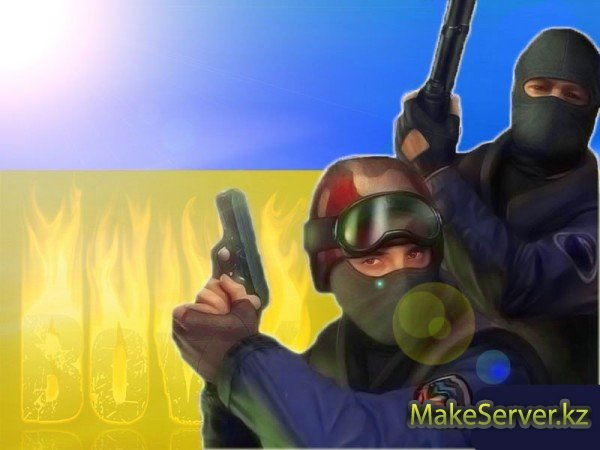 Counter - Strike 1.6 Ukraine (2009). Год выпуска 2009 Тип издания