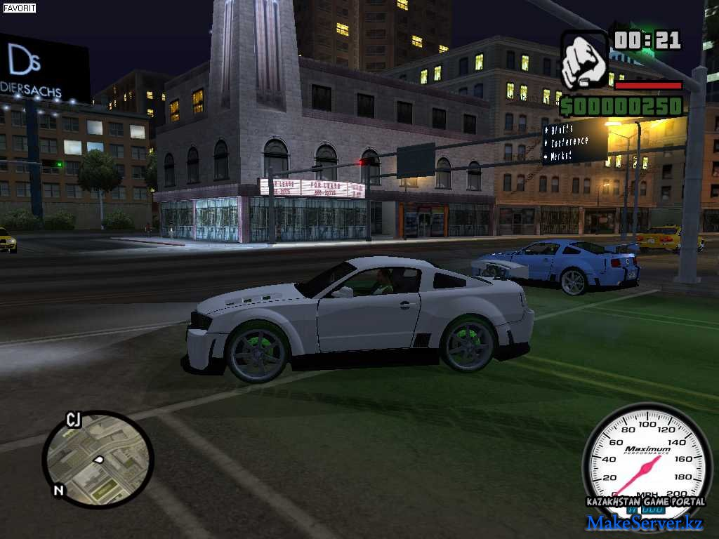 Скачать Grand Theft Auto: San Andreas 1 8 для Android