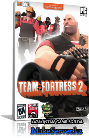 Team Fortress 2 [1.0.8.2] (Valve Software) (RUS) [RePack] 2007