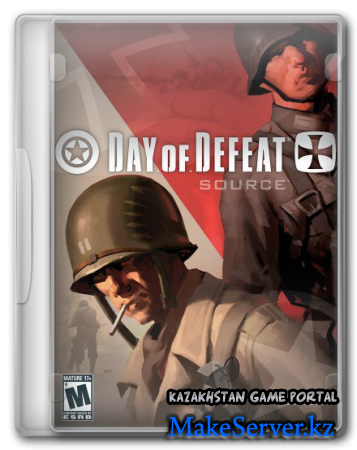 Day of Defeat: Source (New client) Protocol 15 (Valve / 2010 / RUS / Repack)