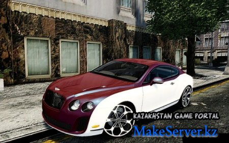Bentley Continental SS MansorY для GTA 4.