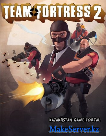 Team Fortress 2 v1.0.7.0 No-Steam (2007) РС