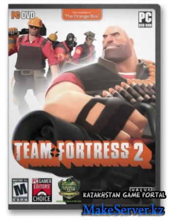 Team Fortress 2 (v1.0.8.4)[2007, Rus+Eng](Valve) No Steam