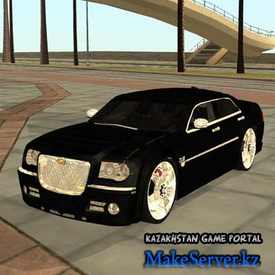 Chrysler 300C Tuning