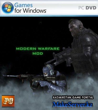 Counter Strike Source Modern Warfare MOD v1.2
