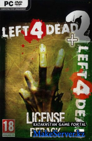 Left 4 Dead 2: COMPLETE 2.0.3.4 (2.2GB) (l4d-support.com) (2010/Rus/L)