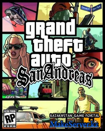Grand Theft Auto: San Andreas - Resident Evil 5 World Fallen (2011/ENG/RUS)