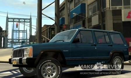 1984 Jeep Cherokee for Grand Theft Auto 4