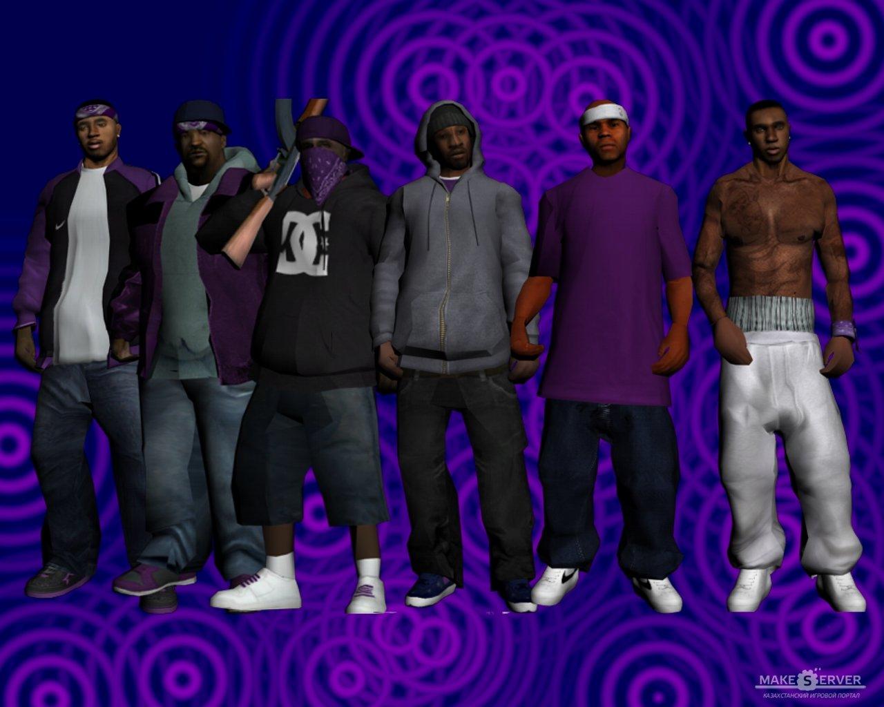 Как создать свою банду в GTA San Andreas - wikiHow 59