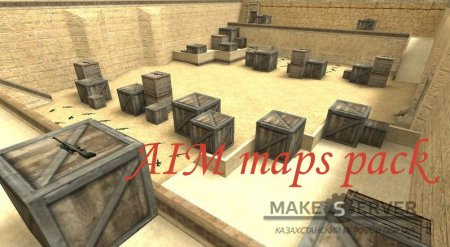 aim maps pack