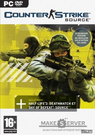 Counter - Strike Source v.1.0.0.67 RePack