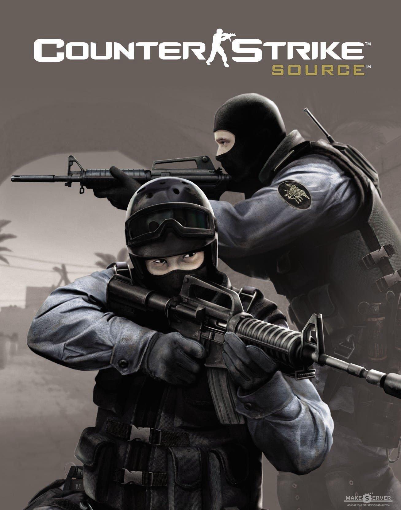 Counter strike source v34 готовые сервера скачать