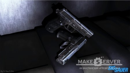 SoulSlayer's P226