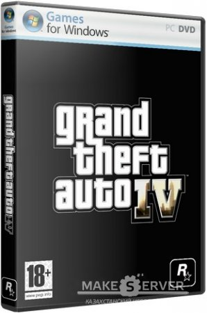 Grand Theft Auto IV Final Mod (2011) PC | RePack
