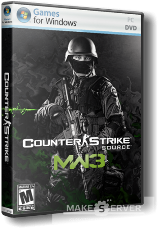 Counter Strike: Source - Modern Warfare 3 (2012)