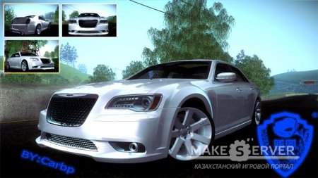 Chrysler 300 SRT-8 V1.0 2011