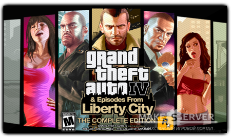 Grand Theft Auto IV [Exclusive Edition] [R]