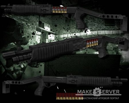 Assault Spas-12 Redux