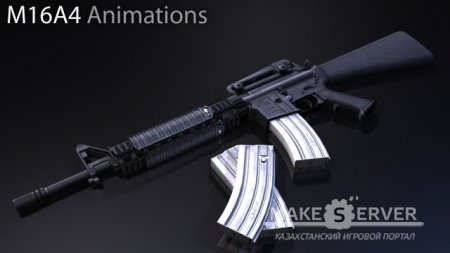M16A4 Animations v2