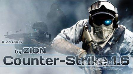 Counter-Strike 1.6 by ZION v.2/rev.6