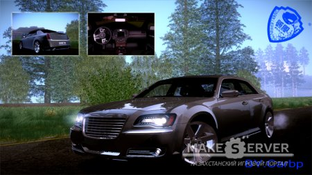 2011 Chrysler 300C 5.7L V8 Hemi Sedan V1.0