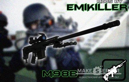 """M98B """"Barrett"""""""