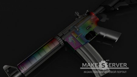 Rainbow Dash M4A1 для CS:GO
