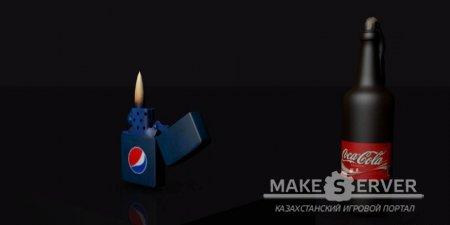 CocaPepsiCola Molotov Skin