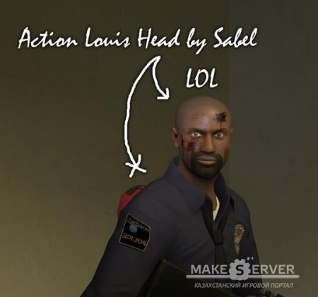 Action Louis Head