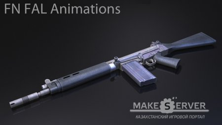 Galil AR — FN FAL Animations