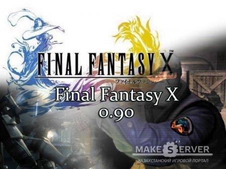 Final Fantasy X 0.90