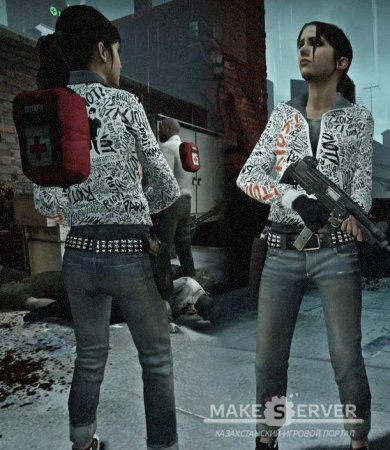 Paramore Jacket Zoey