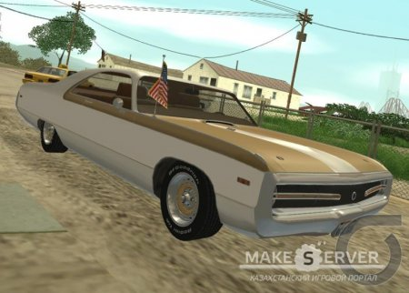 Chrysler 300 1970 Hurst v1.0