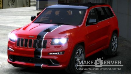2012 Jeep Grand Cherokee SRT8 v1.0