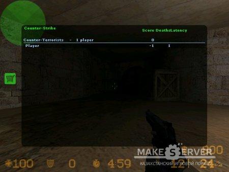 Counter-Strike 1.6 v43 (Classic-mod v2)