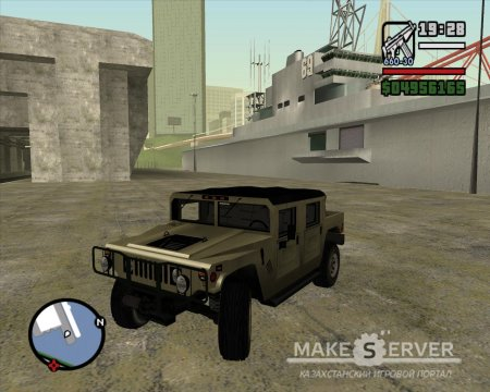 Army H1 Hummer