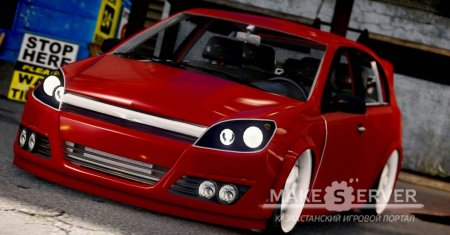 Opel Astra Project