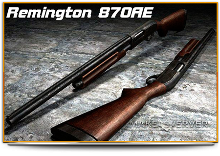 Remington 870AE