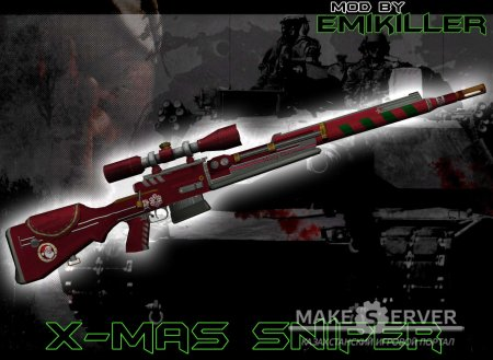 X-MAS Sniper Rifle