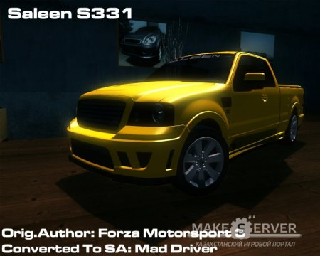 Saleen S331 Supercab для GTA SA