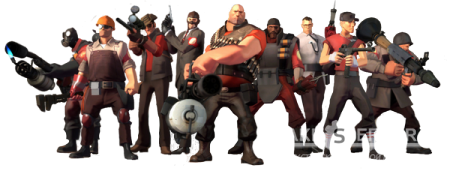 TF2 map pack